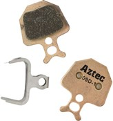 Product image for Aztec Sintered Disc Brake Pads For Formula Oro Callipers