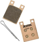 Product image for Aztec Sintered Disc Brake Pads For Hope Open / Closed 2-piston (Pro / Sport)