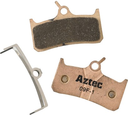Image of Aztec Sintered Disc Brake Pads For Shimano M755 XT Hydraulic Callipers