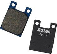 Aztec Organic Disc Brake Pads For Hope Open / Closed 2-piston Calliper (Pro / Sport)