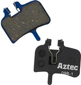 Product image for Aztec Organic Disc Brake Pads For Hayes and Promax Callipers
