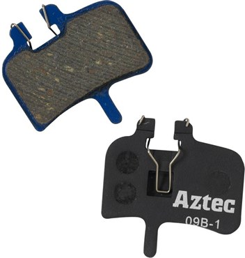 Image of Aztec Organic Disc Brake Pads For Hayes and Promax Callipers