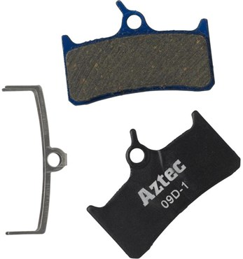 Image of Aztec Organic Disc Brake Pads For Shimano XT Hydraulic Callipers