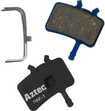 Image of Aztec Organic Disc Brake Pads For Avid Mechanical Callipers