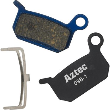Image of Aztec Organic Disc Brake Pads For Formula B4 Callipers