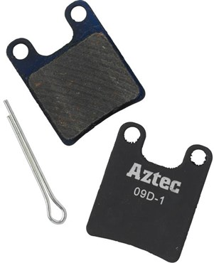 Aztec Organic Disc Brake Pads For Giant MPH 1 Callipers