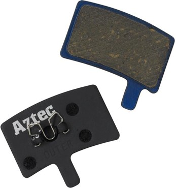 Image of Aztec Organic Disc Brake Pads For Hayes Stroker Trail