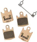 Sintered Disc Brake Pads For Hope M4 / E4 / DH4