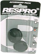 Respro Techno / City Anti-Pollution Mask Valves - Pack of 2