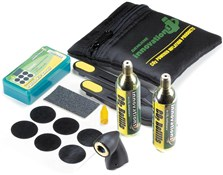 Tyre Repair And Inflation Wallet - Repair Kit