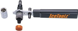 Product image for Ice Toolz Deluxe Crank Tool With Handle