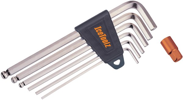 Image of Ice Toolz Hex Key Set