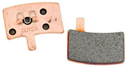 Stroker Trail/Gram/Carbon Disc Brake Pads