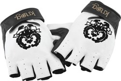 F Off Short Finger Cycling Gloves