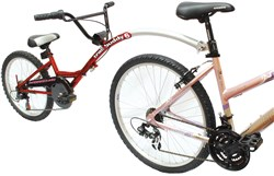 Product image for Barracuda Trail Buddy 6 Speed Trailer Folding Bike