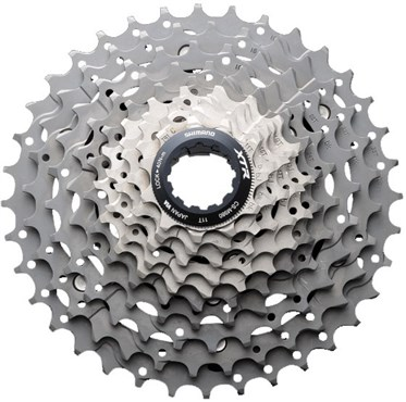 Image of Shimano XTR 10 Speed Cassette CSM980