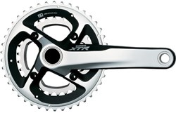 Shimano XTR Race M985 10 Speed Double Chainset
