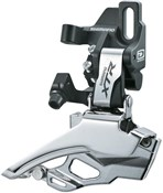Product image for Shimano XTR M986 10 Speed Double Front Derailleur Direct Fit Dual Pull