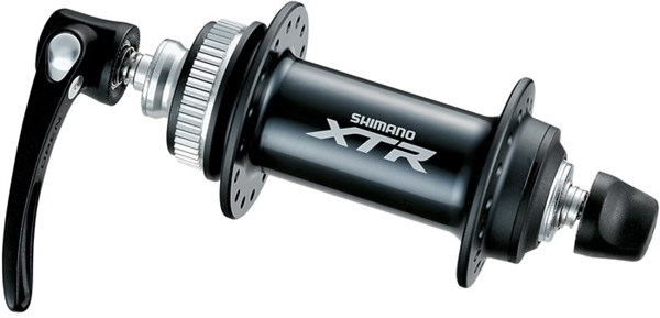 Image of Shimano XTR Race M985 Centre Lock QR Front Hub