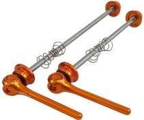One23 Titanium Alloy QR Skewer Set