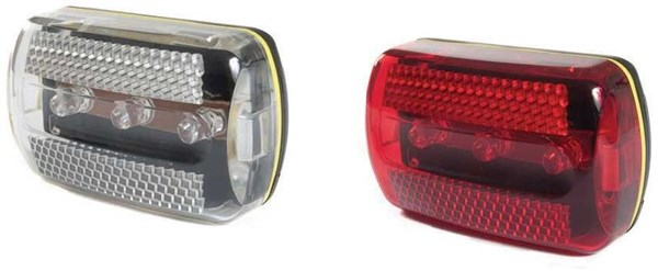 Raleigh 3 LED Light Set