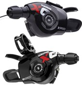 X0 10 Speed Trigger Shifters Pair