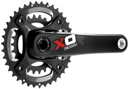 X0 10 Speed Chainset GXP