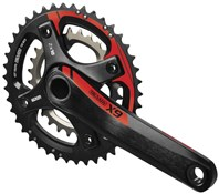 Truvativ X9 10 Speed Chainset GXP