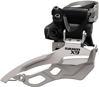 SRAM X9 10 Speed Front Derailleur High Clamp