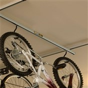Saris Parking Cycle Glide Ceiling Mount Storage Rack - 4 Bikes