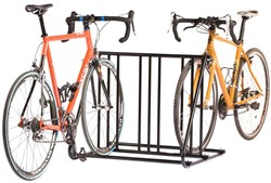 Product image for Saris Parking Mighty Mite 6 Bike Storage Rack - 6 Bikes