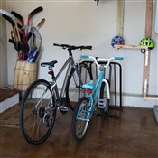 Parking Mini Mite 4 Bike Storage Rack
