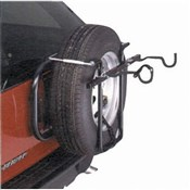 Graber 1060S Spare Tyre Mount Rack