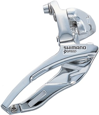 Shimano FD-R443 Tiagra Front Derailleur Braze on Triple 8 Speed