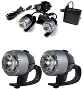 Asteri 2 Rechargeable Front Light