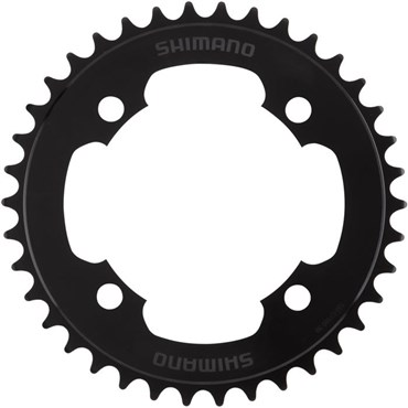 Image of Shimano SM-MX70 DXR CR80 Chainring 4 Bolt
