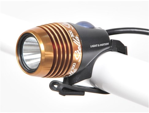 Light and Motion Stella LED 300 Rechargeable Front Light System