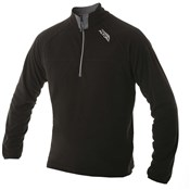 Fleece Long Sleeve Cycling Jersey 2012
