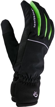 SealSkinz Extra Cold Weather Long Finger Cycle Gloves