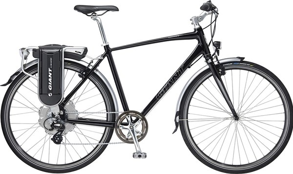 Giant Escape Hybrid 2 2012 - Electric Bike