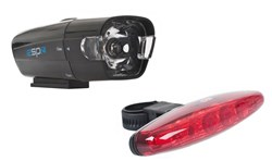 Night Vision 1 Watt Front / 5 LED Rear Set