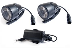 Asteri 6 Watt Rechargeable Front LED Light