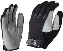 Ventilated Full Finger Cycle Gloves