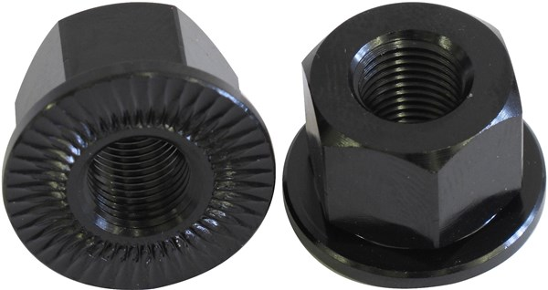 Image of Savage Aluminium Anodized Wheelnuts