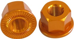Savage Aluminium Anodized Wheelnuts