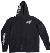 Open Face Fleece Hoody