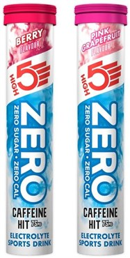 Image of High5 Zero XTreme Hydration Tablets - Box of 8 Tubes