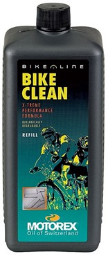Image of Motorex Bike Cleaner Top Up - 1 Litre