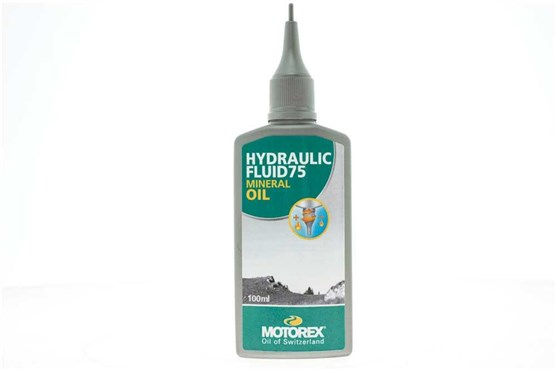 Image of Motorex Hydraulic Fluid 75 100ml