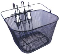 Standard Wire Basket And Hook On Bracket